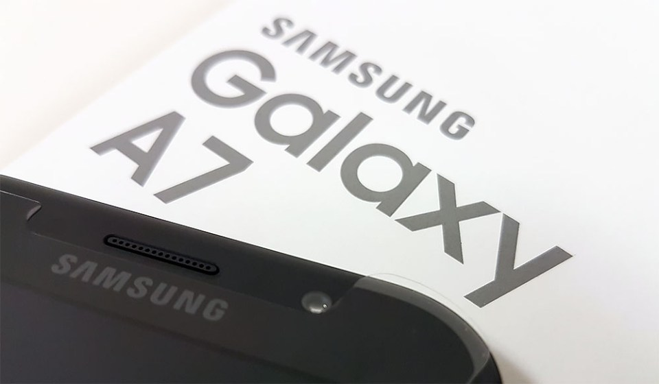 The 2017 Samsung Galaxy A7 (SM-A720F) Review