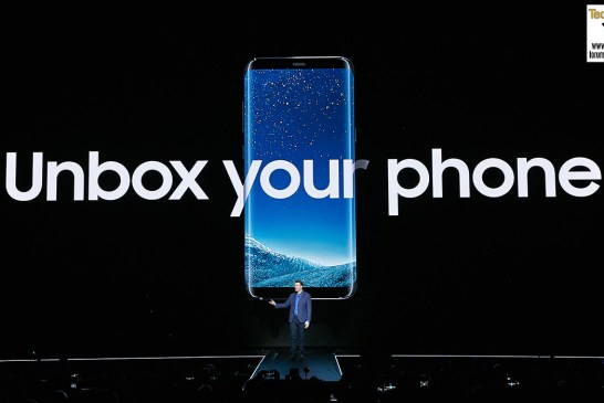 The Evolution Of The Samsung Galaxy S8 Smartphone
