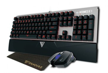 The GAMDIAS Hermes E1 Combo Giveaway Contest Results