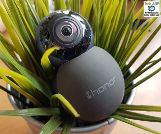 The 360° Honor VR Camera Preview & Demo
