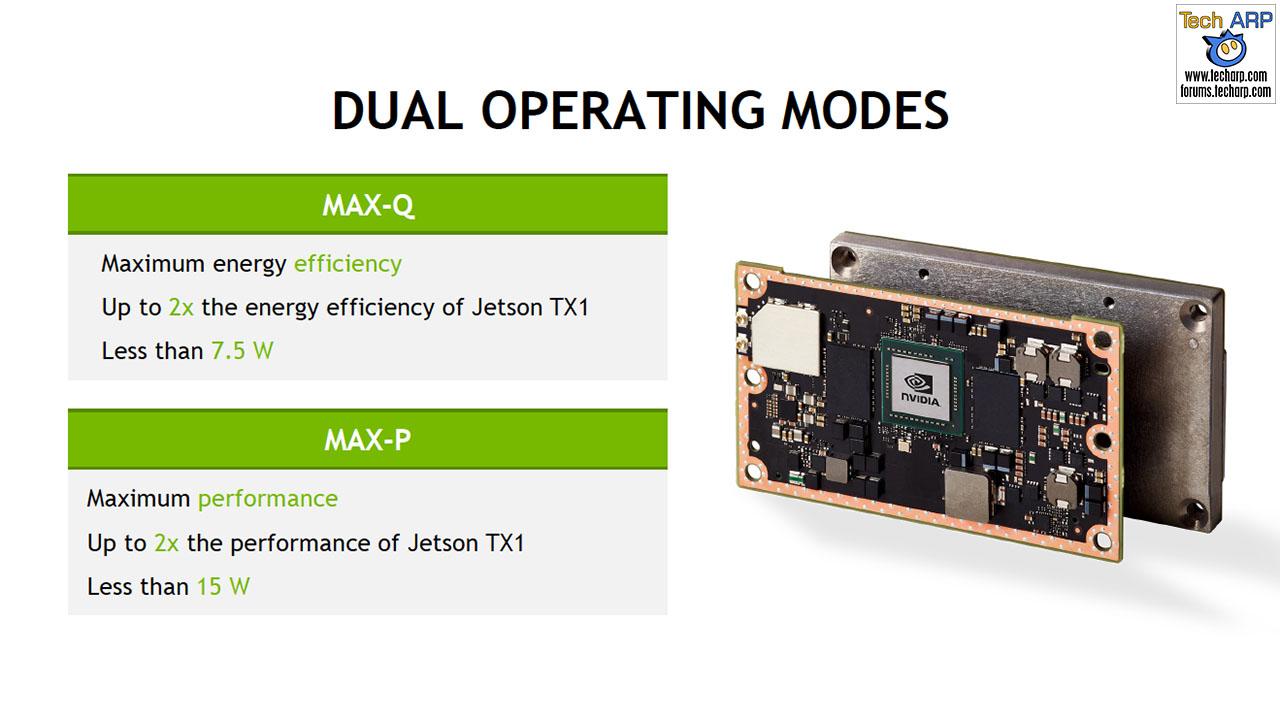 The NVIDIA Jetson TX2 (Pascal) Tech Report - Page 3 : NVIDIA Jetson
