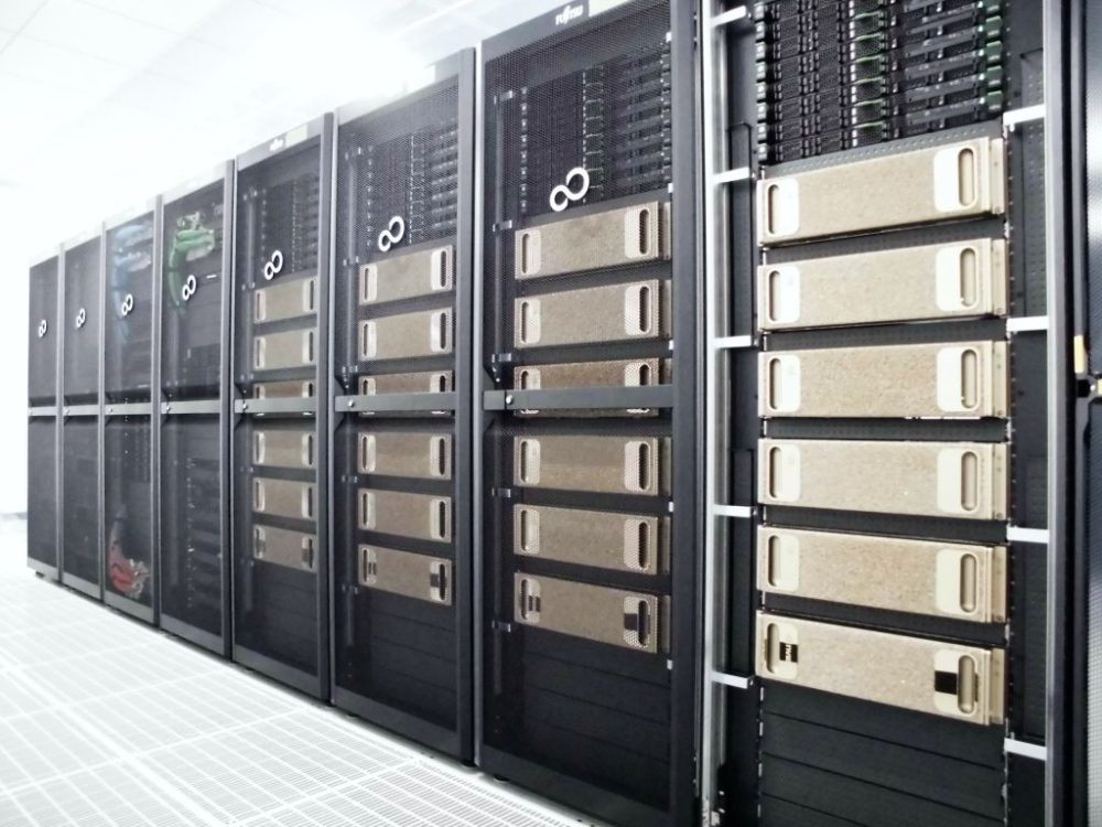 Fujitsu Supercomputer For RIKEN Uses 24 NVIDIA DGX-1s