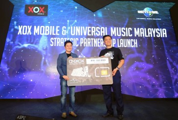 XOX MOBILE & Universal Music Launches ONEMUSIC