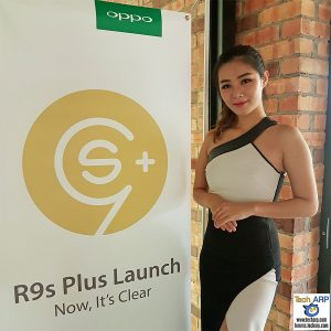 The OPPO R9s Plus Smartphone Launch Coverage
