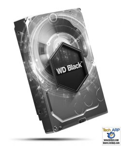 WD Black hard disk drive