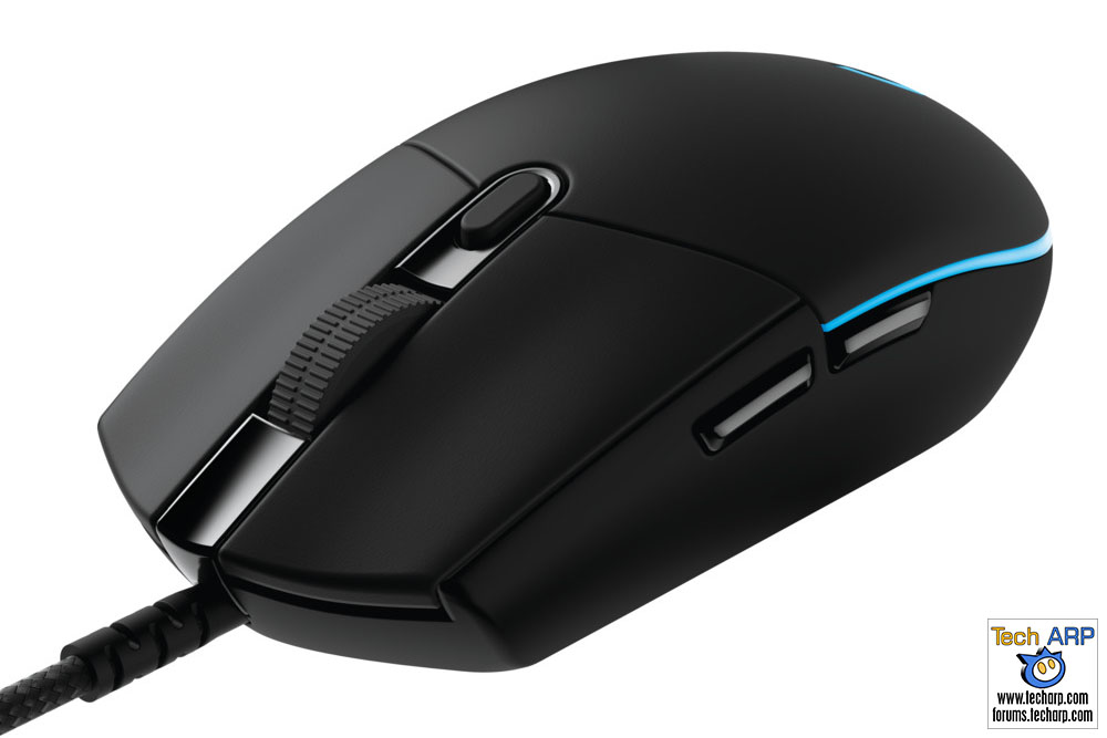 The Logitech G Pro Gaming Mouse Price & Specifications