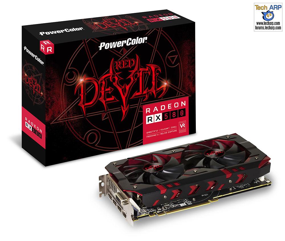 PowerColor Radeon Red Devil RX 580