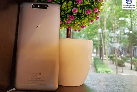 The ZTE Blade V8 Price, Specifications & Preview