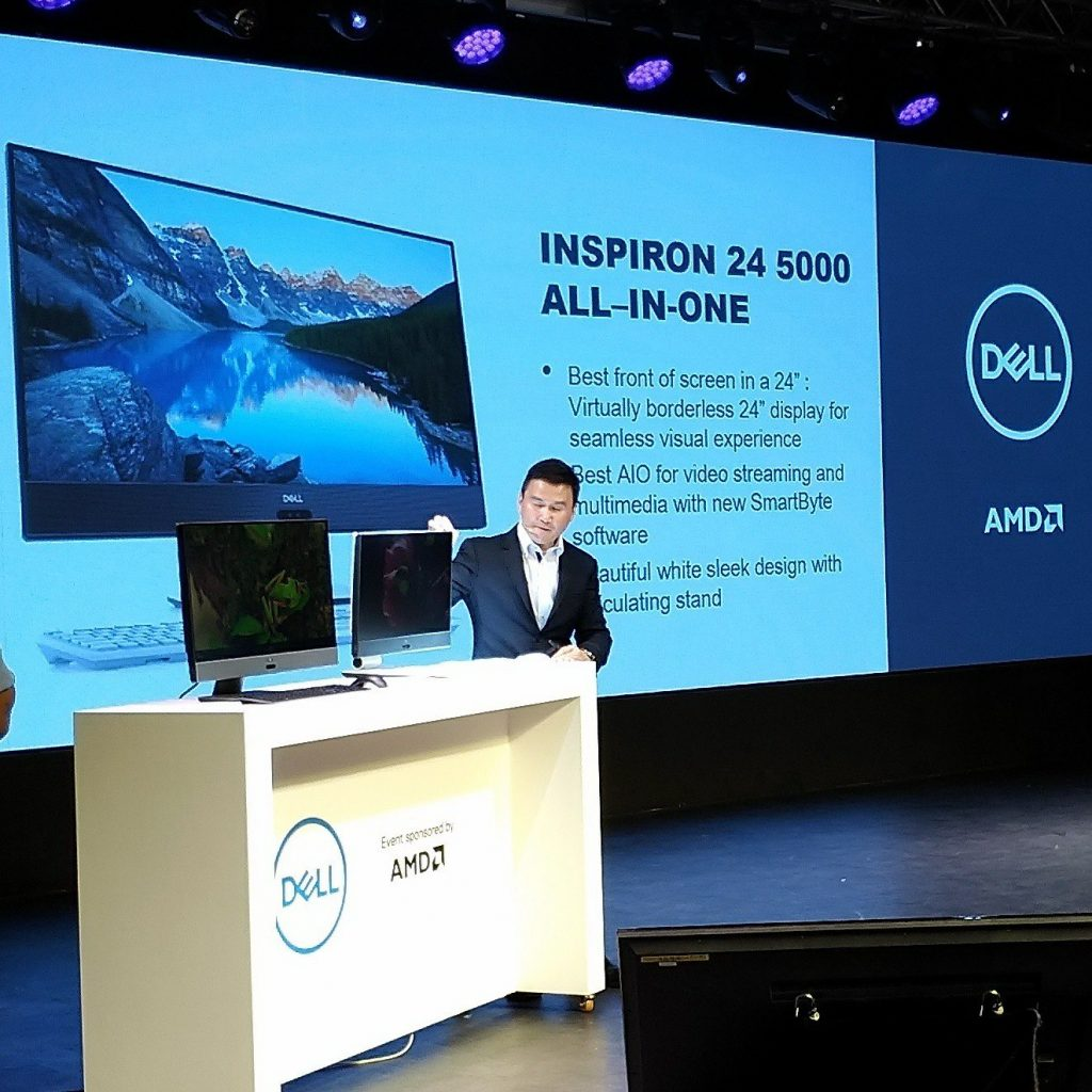 amd president u0026 ceo dr lisa su even came up to talk about their partnership with dell