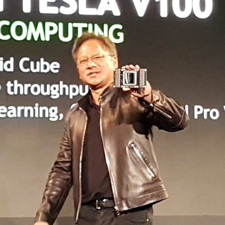 NVIDIA Isaac, Max-Q, Volta, HGX & More Revealed @ Computex 2017