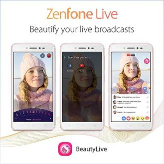 The ASUS ZenFone Live Smartphone Launched!