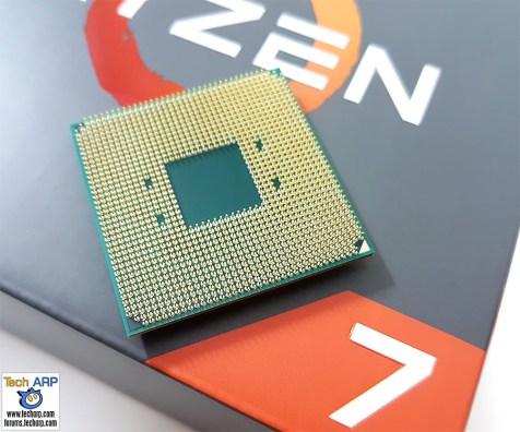 The AMD Ryzen 7 1800X Processor