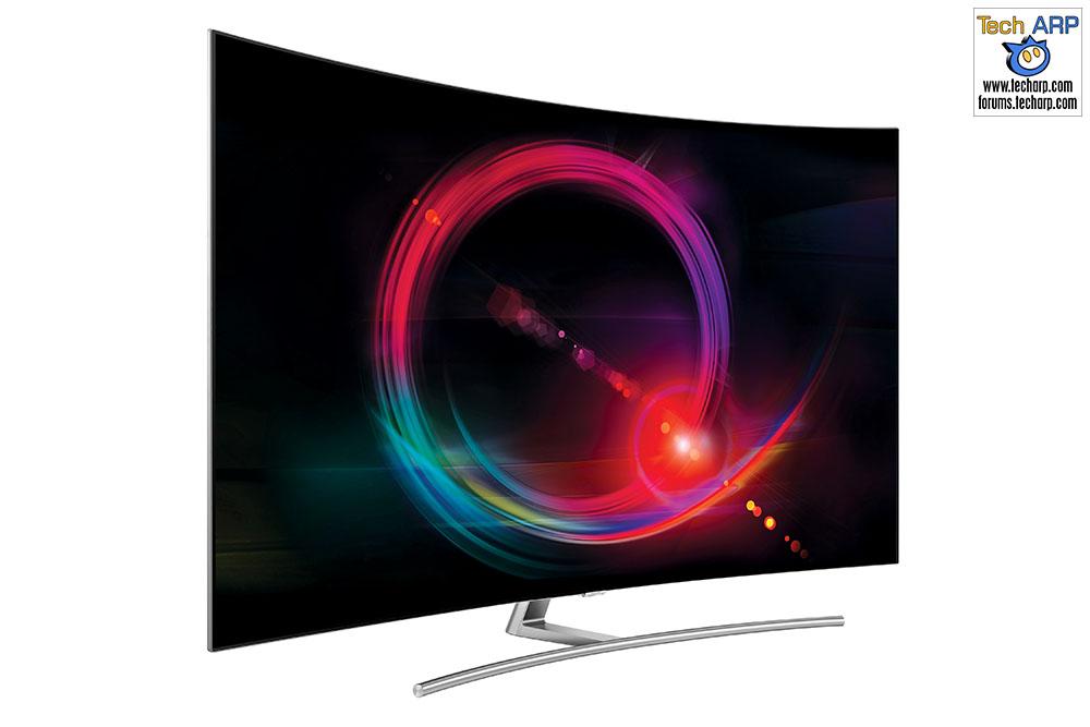 Samsung QLED TV Wins CES 2017 'Best of Innovation' Award