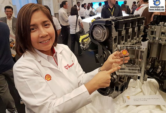 The Shell Fuels With DYNAFLEX Technology Revealed!