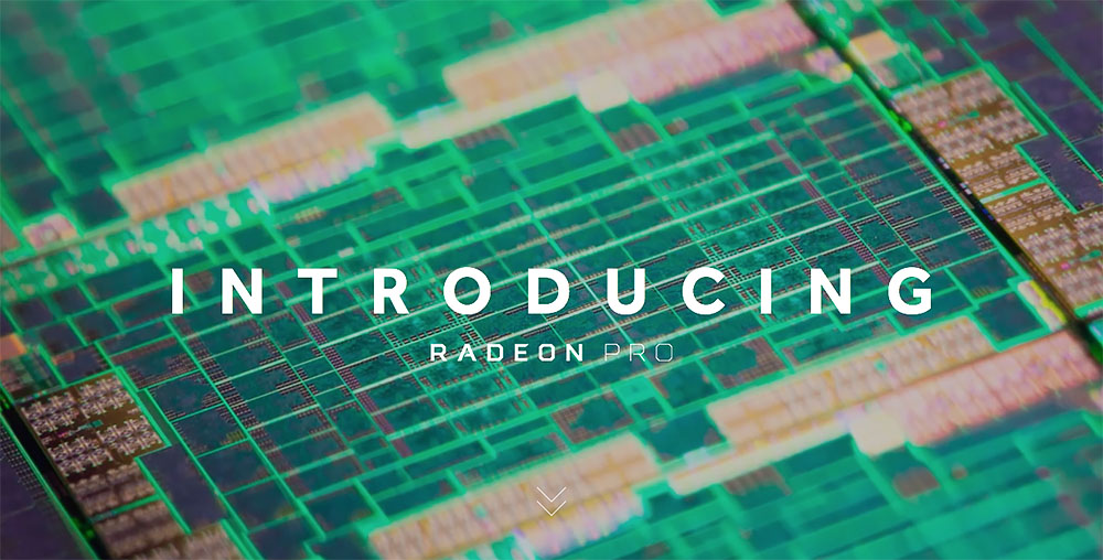 The AMD Radeon Pro 500 Series for iMac Revealed!