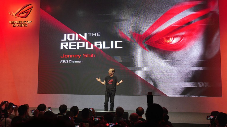 The 2017 ASUS ROG Products Unveiled At Computex 2017!
