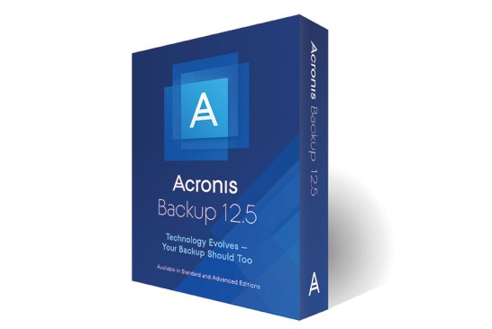 Get The New Acronis Backup 12.5 Today!
