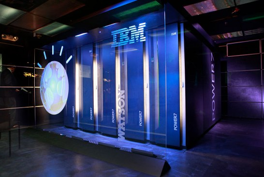 An Immersive Experience With IBM Watson