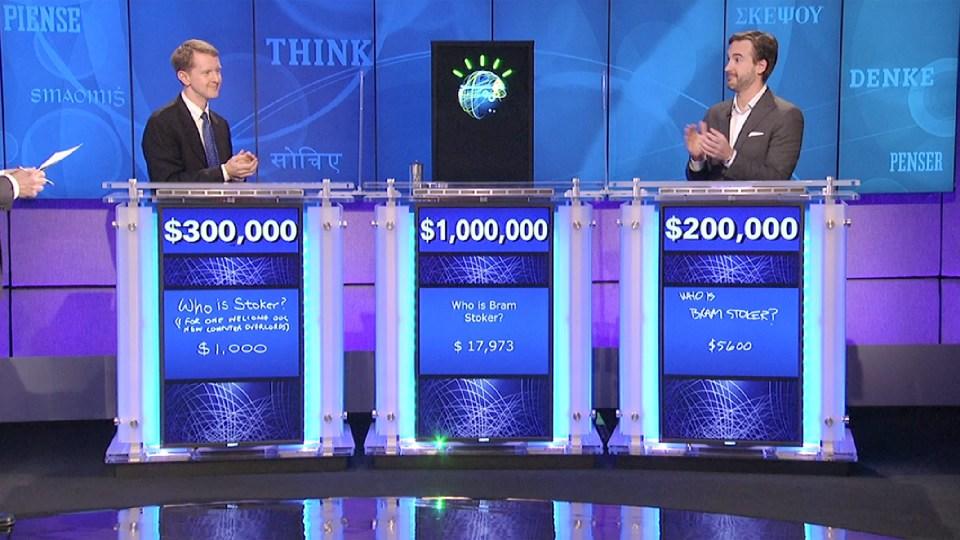 IBM Watson on Jeopardy
