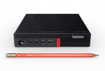 The Lenovo ThinkStation P320 Tiny Workstation Launched!