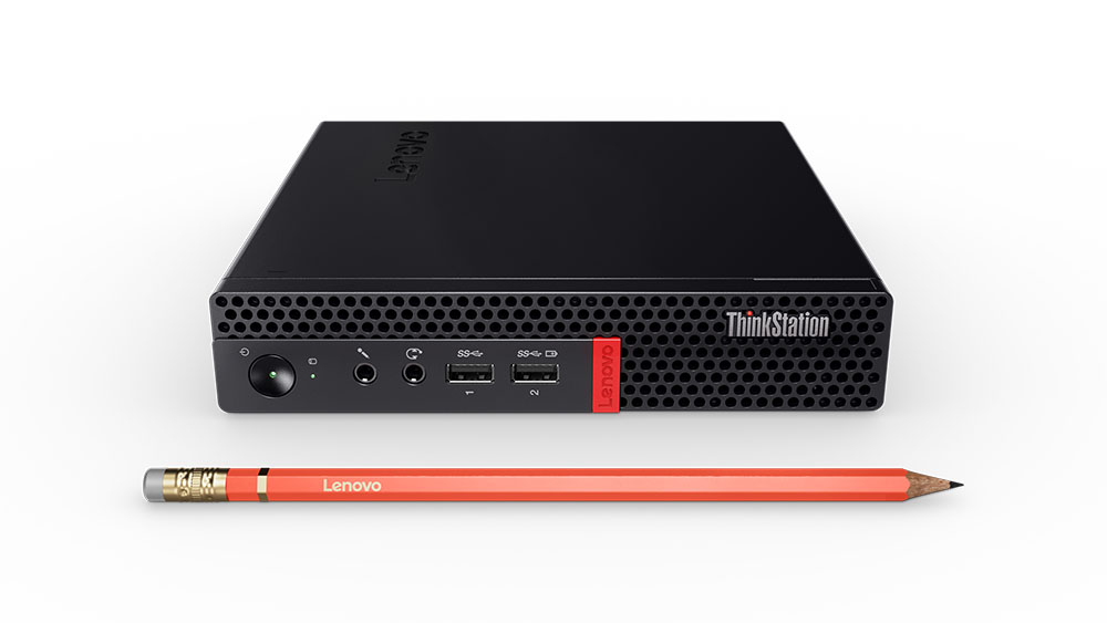 The Lenovo ThinkStation P320 Tiny Workstation Launched!