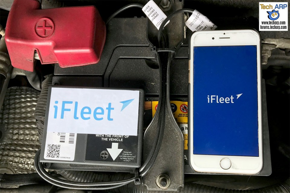 The Digi iFleet Fleet Management System Revealed!