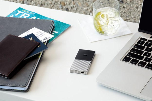 WD Launches First Portable SSD - The My Passport SSD!