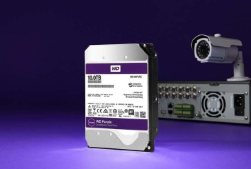 10TB WD Purple Helium-Filled Surveillance Drive Launched!