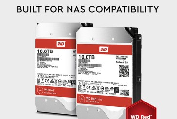 10TB WD Red & Red Pro Helium-Filled Drives Launched!