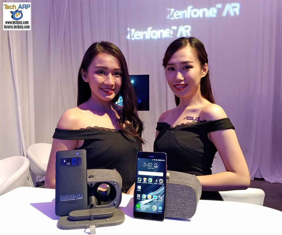 The ASUS ZenFone AR Price, Features & More Revealed!