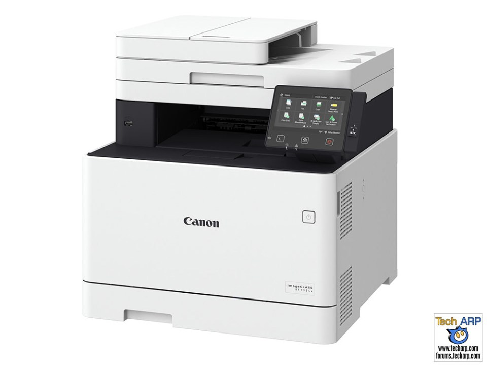 Canon Launches Four A4 Colour Laser Multi-Function Printers