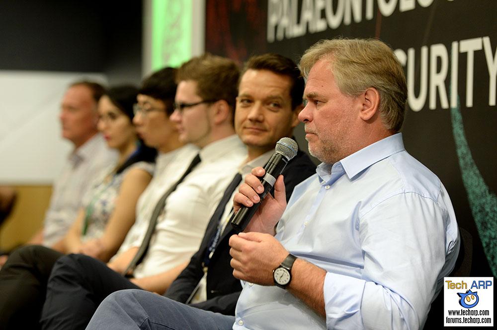 Eugene Kaspersky Interview Exclusive : No Kremlin Ties!