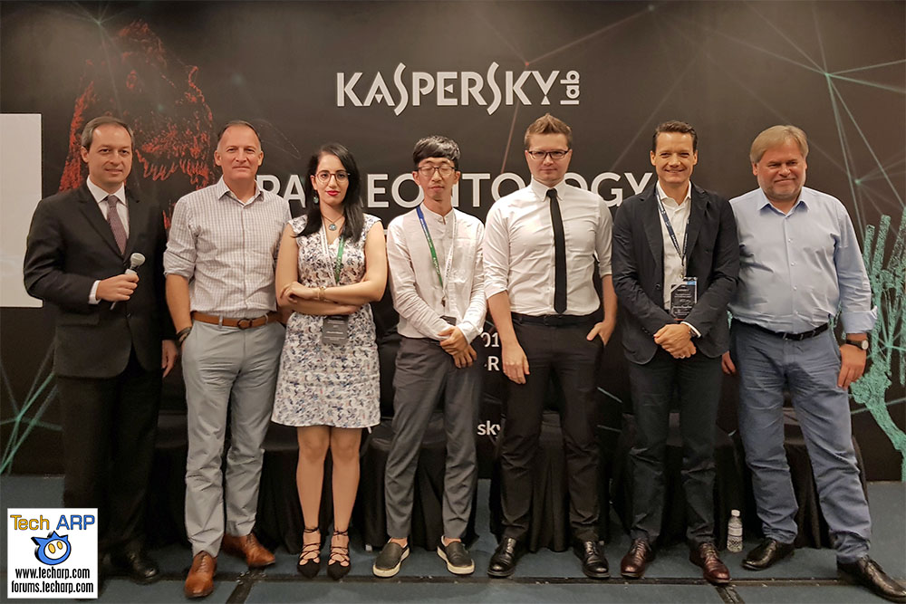 Kaspersky Lab on the Palaeontology of Cybersecurity