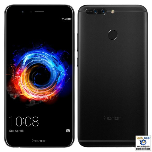 The honor 8 Pro Midnight Black