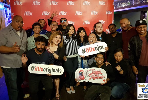 Introducing The First iflix Original Series – Oi! Jaga Mulut