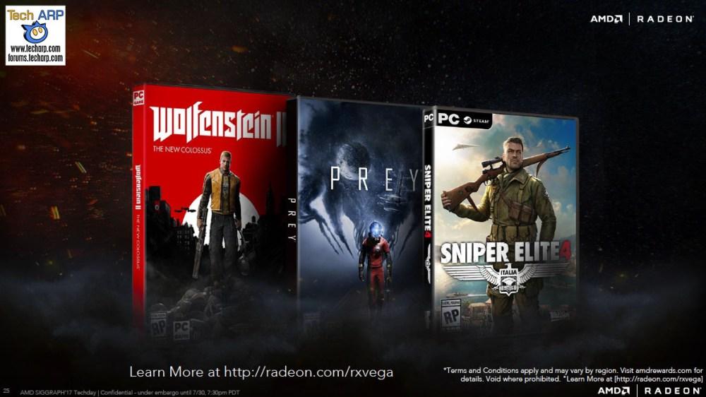 Free Games for Vega