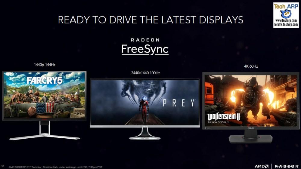 The AMD Radeon RX Vega Tech Report
