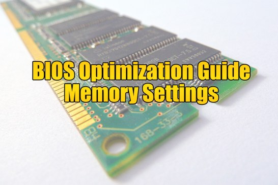 SDRAM Precharge Control – The BIOS Optimization Guide