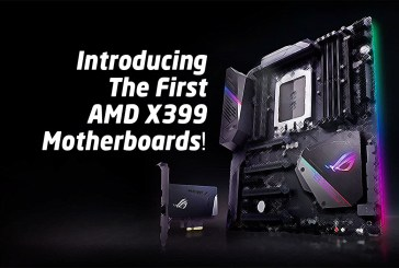 Introducing The First AMD X399 Threadripper Motherboards!