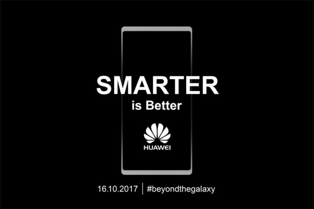 Huawei Throws Shade On The Samsung Galaxy Note8