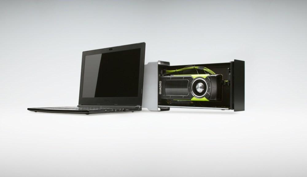 NVIDIA External GPU eGPU