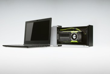 Here Is The NVIDIA External GPU For Artists and Designers