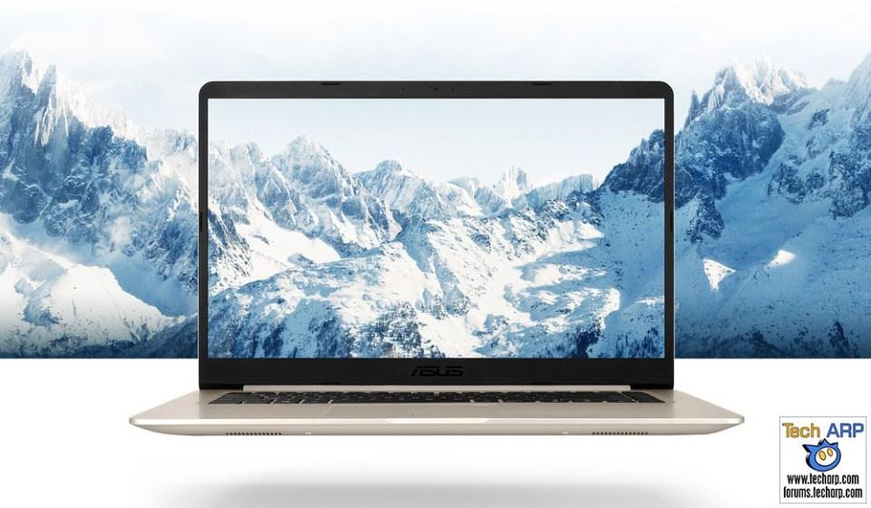 ASUS VivoBook S15 NanoEdge display
