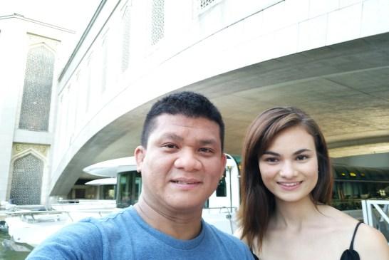 ASUS ZenFone 4 Selfie Pro selfie sample