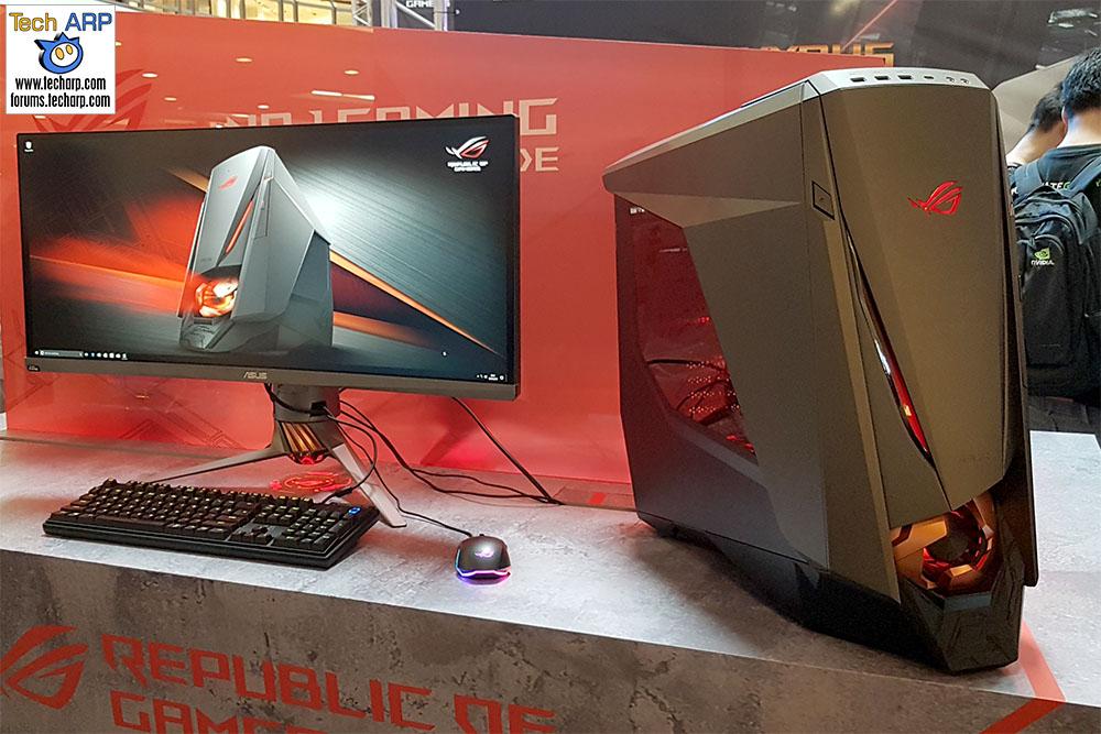 The 2017 ASUS ROG GT51 Gaming Desktop Revealed!