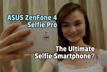 The ASUS ZenFone 4 Selfie Pro (ZD552KL) Review
