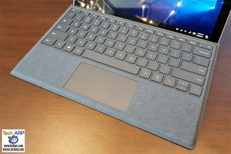The Microsoft Surface Pro 2017 Hands-On Preview