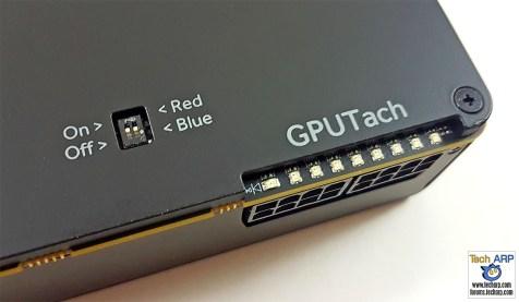 The AMD Radeon RX Vega 56 GPUTach