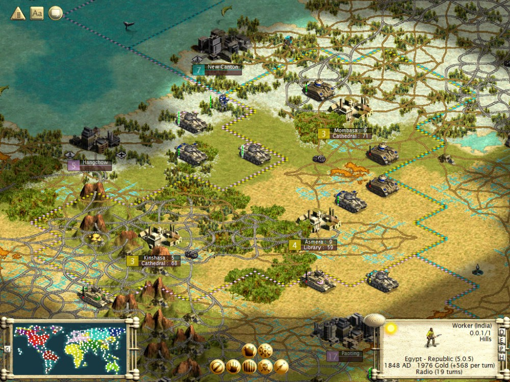 Civilization III Is FREE!