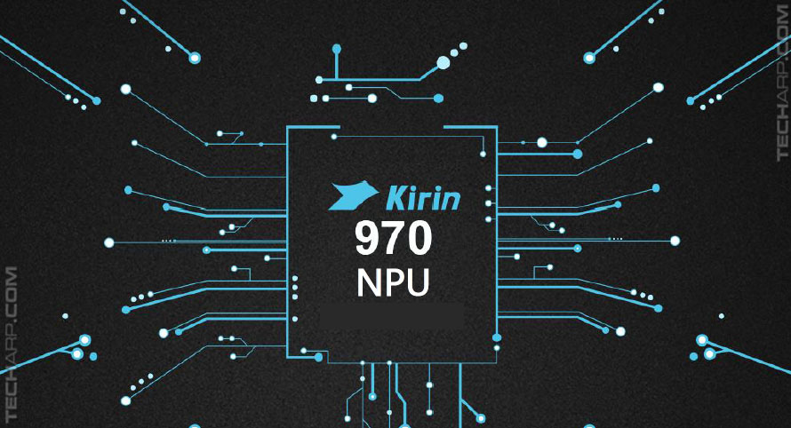 huawei kirin 970. how fast is the huawei kirin 970 npu? g
